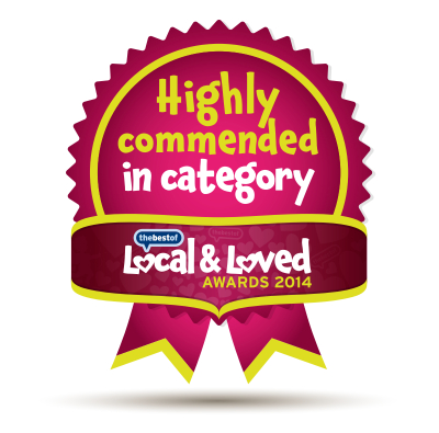 Loved And Local (In Category) 2014