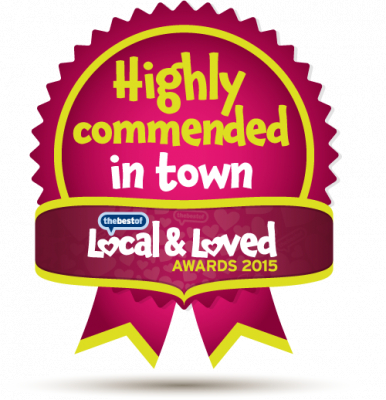 Loved And Local (In Place) 2015