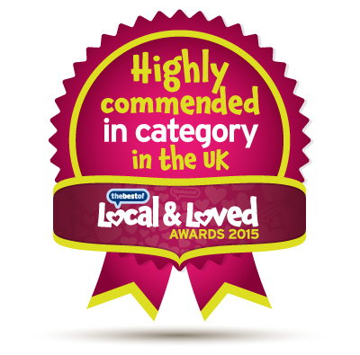 Loved And Local (In Category) 2015