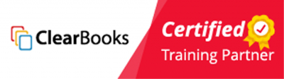 Clearbooks Certified Training Partner