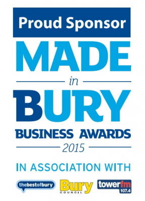 Sponsor - Made in Bury Business Awards 2015