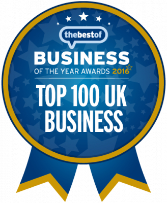 Business of the Year (Top 100) 2016