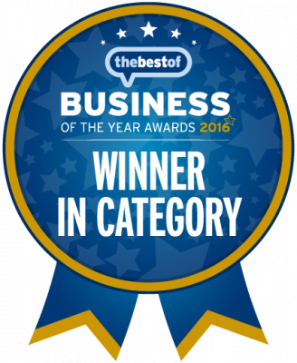 Business of the Year (In Category) 2016