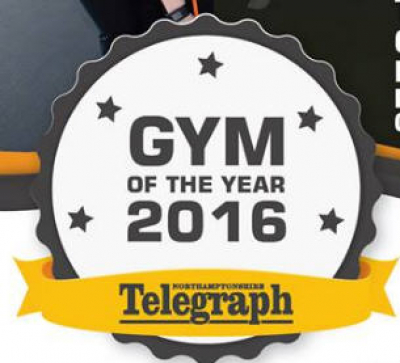Northants Telegraph Gym of the Year 2016