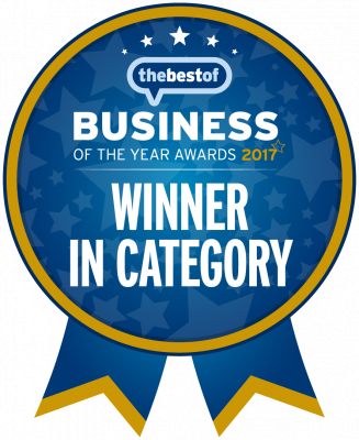 Business of the Year (In Category) 2017