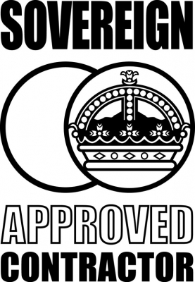 sovereign, approved, black, small
