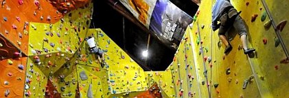 Indoor climbing wall - Barnstaple