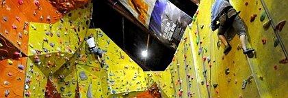 Indoor climbing wall - Barnstaple