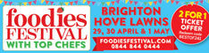 2017, foodies, festival, brighton, hove, lawns, best, of, 2, for, 1, c