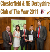 2011 Chesterfield & North East Derbyshire Sports Awards