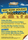 May Bank Holiday Week-end at Brampton Manor