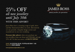 James Ross - Family Jewellers of Portslade for Generations