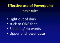 The Power of PowerPoint - effective visual presenting in Guildford