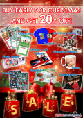 Great Christmas Offers at The Digital Photo Centre