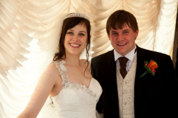 Wedding of St Neots Couple 27th Oct