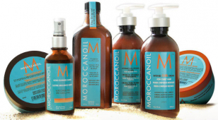 KLF HAIRDRESSERS IN TELFORD - THE BENEFITS OF MOROCCAN OIL