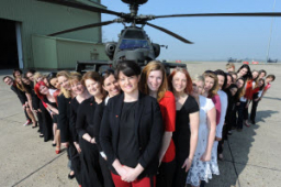 Another chance to see The Military Wives in Lichfield