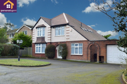 Spacious detached home – with commercial dev potential – Reigate Rd, Ewell  – The Personal Agent @PersonalAgentUK