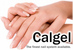 Get the best nails in Telford, Shellac or Calgel.
