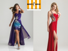 Body & Sole Now Offering Prom Dresses & Ball Gowns