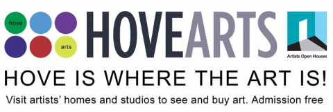 Hove is Where The Art is - Artist Open Houses Festival May 2013