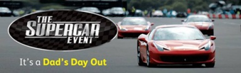 The Children's Trust – Super Car Event – advertise in their programme @childrens_trust