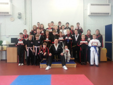 Great Success For Matt Fiddes Martial Arts Cheshire at Northern Championships
