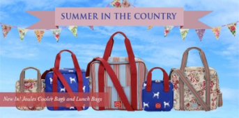 New Joules Accessories arrive at FRS Countrywear just in time for Summer!