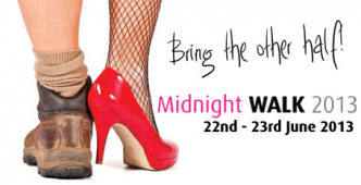 Join the Midnight Walk in Aid of Ashgate Hospice