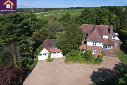 Spacious family house in 0.44 acres and great setting Longdown Lane South, Epsom from The Personal Agent @PersonalAgentUK