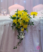 Flowers for your winter event in Carmarthenshire