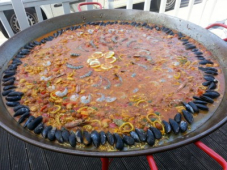 Famous Paella Launches at Food.