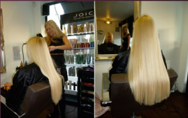 JAM Hair in Croydon offers online booking.
