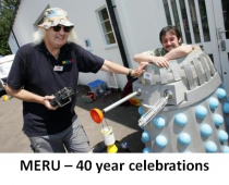 A great celebration of 40 years work at MERU in Epsom (VIDEO) @MERUCharity  @epsomguardian