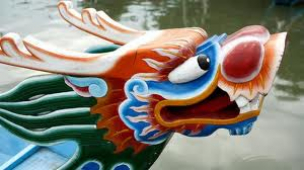 Dragon Boat Racing in Stratford upon Avon