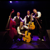 Gypsy Fire return to Lichfield stage
