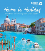 Epsom Coaches new Summer Holiday Brochure now available @epsomcoachesgro