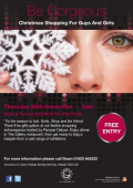 Be Gorgeous Event @ G Casino - Fantastic Christmas Shopping Event