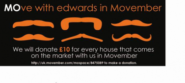 Stratford Estate Agent takes part in Movember