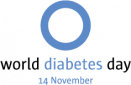 dizzy: Support for Diabetes and World Diabetes Day 2013