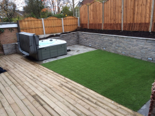 Why choose composite decking over wood?