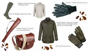 Fashion in the Field - Country Wear and Outdoor Clothing Shropshire