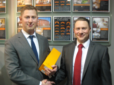 New sales record set at Edwards Estate Agents