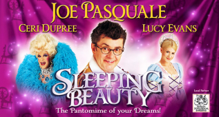 MAGIC OF PANTOMIME BROUGHT TO LIFE IN WOLVERHAMPTON GRAND THEATRE'S FIRST EVER 'RELAXED PERFORMANCE