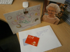 Circus Day Children write to the Queen!
