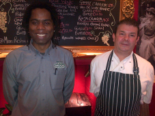 New chef for Edward Moon's Brasserie!