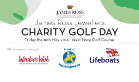 James Ross Jewellers Charity Golf Day