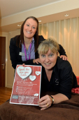 Valentine's Day treat in store for one lucky couple at Salop Leisure, Shrewsbury