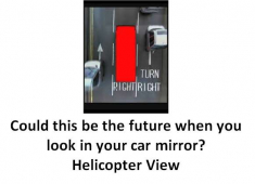 Epsom Coaches trial revolutionary new 'helicopter' view system @epsomcoachesgro
