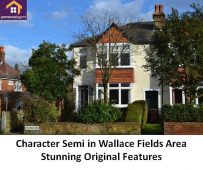 Character Edwardian Semi in Wallace Fields  (stunning original features)– Bridge Road Epsom from The Personal Agent @PersonalAgentUK
